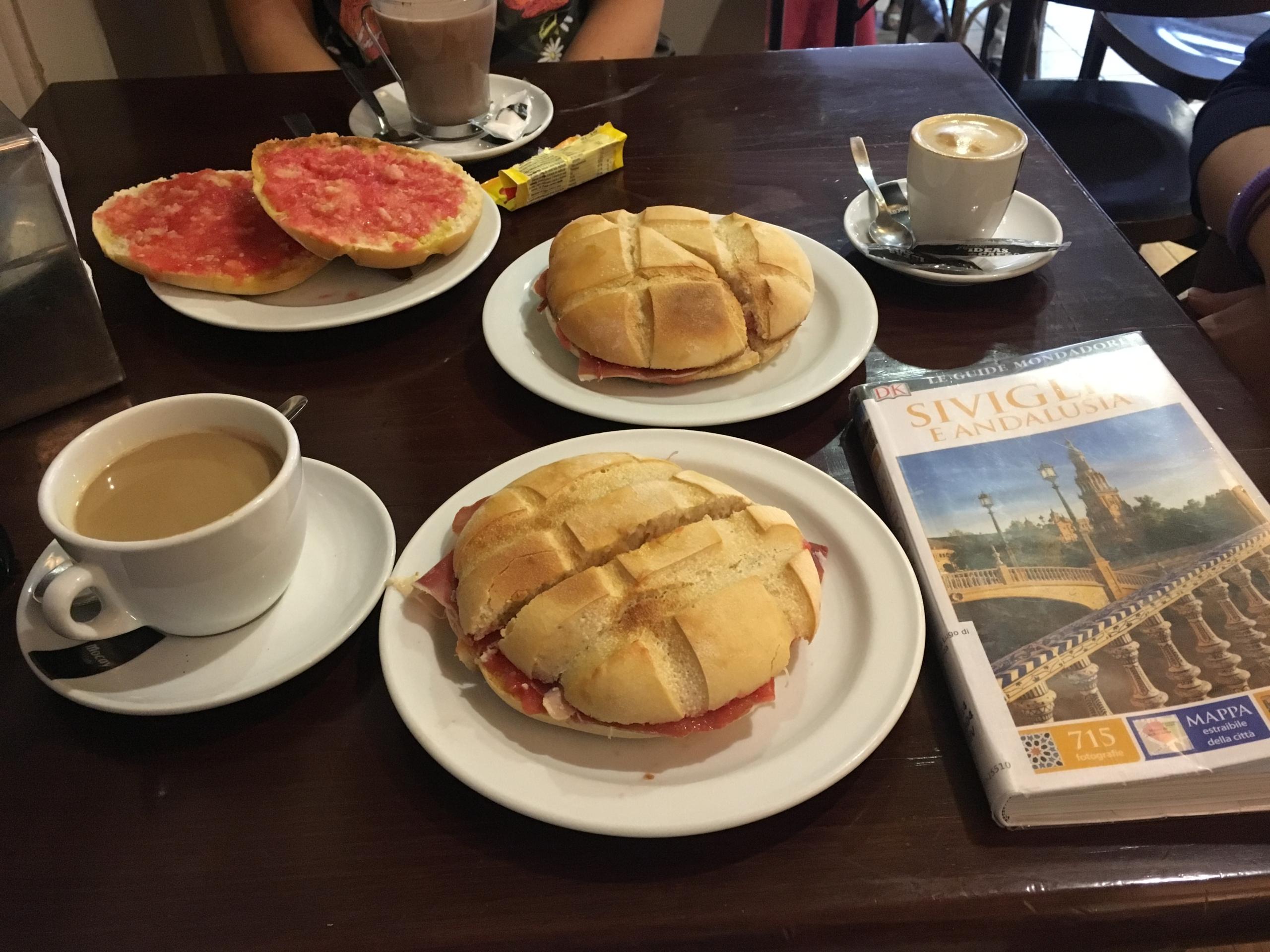Cosa mangiare in Spagna