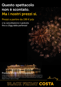 Costa Black Friday 2020
