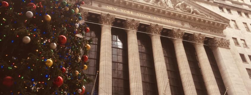 Lower Manhattan - Wall Street