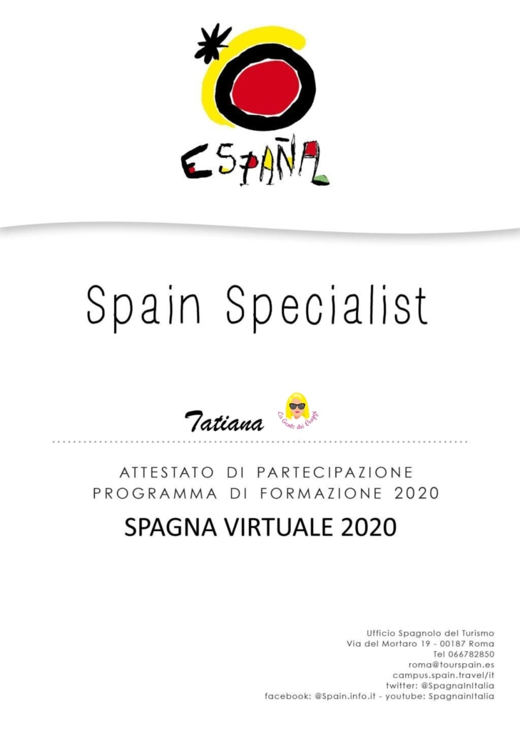 Spain Specialist